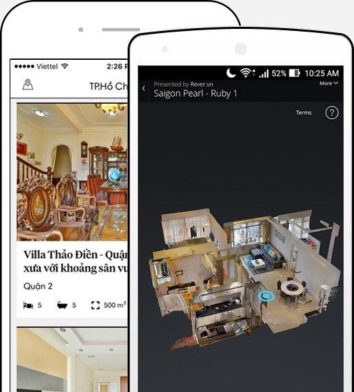 mobile app rever